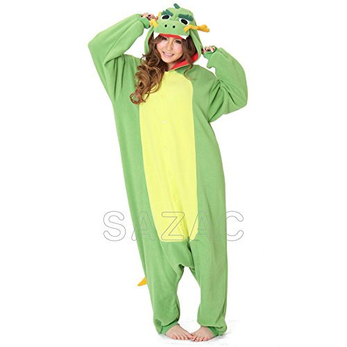 (Dragon Kigurumi (Green))
