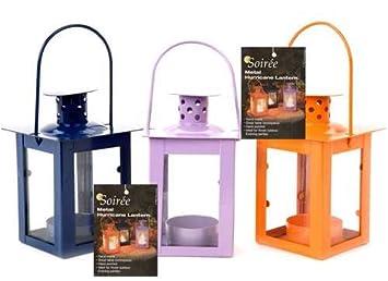 Mini garden tea light lanterns purple amazon garden outdoors mini garden tea light lanterns purple workwithnaturefo