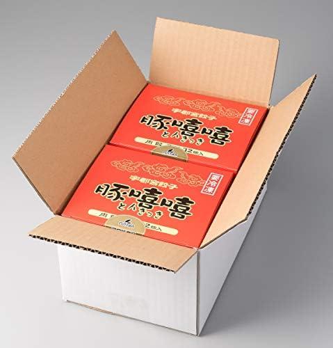 フタバ食品 お土産用餃子 32個入り肉餃子576g×2箱