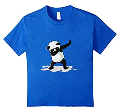 Dabbing Panda T-Shirt - Funny Panda Dab T-Shirt