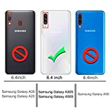 Osophter Compatible with Samsung Galaxy A30S