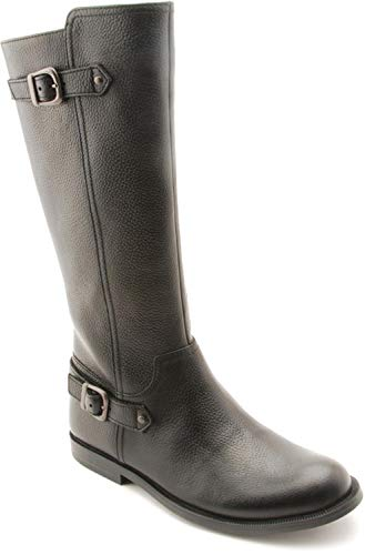 Boots Start Girls' Gallop Leather Black Rite vwPqtw6