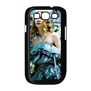 Samsung Galaxy S3 9300 Cell Phone Case Covers Black Alice in Wonderland Protective 3D Phone Case Cover XPDSUNTR31149