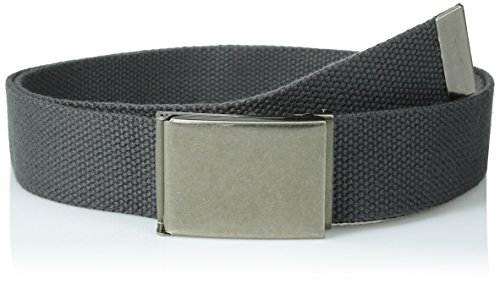 Canvas Flip Top Antique Silver Buckle product image