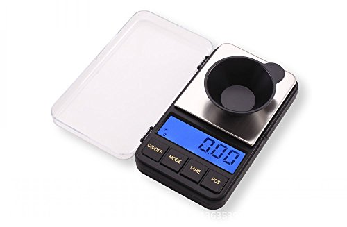 Jewelry Digital Scale (Digital Scale,TBBSC 500g/0.01g High Precision Jewelry Pocket Scale,Multifunction Weight Digital)