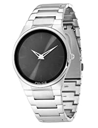 Police Men's PL12744JRS/02M Classic Analog Watch with 2 Hands