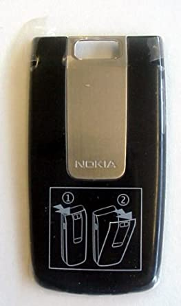 Original Nokia 6600 Black Cover: Amazon co uk: Electronics