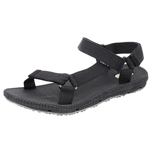 Gold Pigeon Shoes GP Simplus Sandals for Men & Women: 5931 Black, EU38