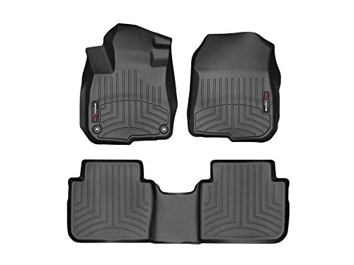 WeatherTech Custom Fit FloorLiner for 2017-2019 Honda CR-V - 1st & 2nd Row from WeatherTech