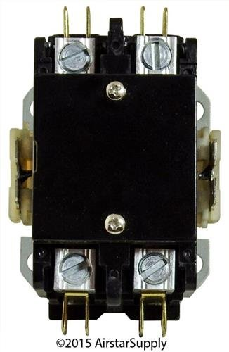 Rheem • 30 Amp 2 Pole 24v Coil Packard Replacement Contactor C230A by Packard (Image #3)