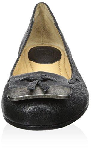 Black Tip Women's Ballet Frye Carson wfaSIF