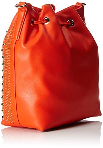 TRUSSARDI JEANS by Trussardi 75bp8253 - bolso cubo Mujer Arancione