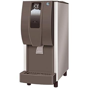 Hoshizaki Cubelet hielo y dispensador de agua DCM-120KE Dimensiones: (H) x