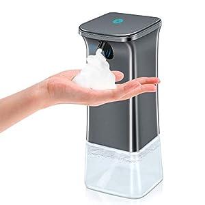 ソープディスペンサー 自動 液体タイプオートディスペンサー 自動誘導 USB充電式