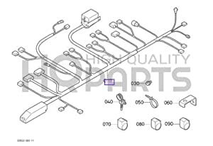 kubota harness wire assy eg523 65053 automotive. Black Bedroom Furniture Sets. Home Design Ideas