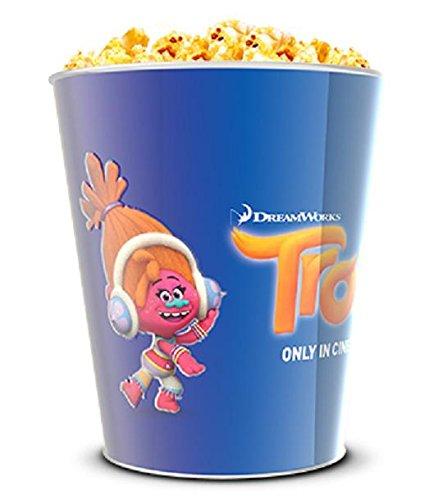 Trolls DJ Suki Popcorn Container