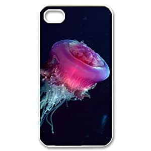Unique Designs AXL379582 New Cover Case For Iphone 4,4S Phone Case w/ Football Soccer Ball