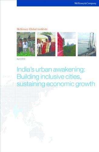Amazon com: India's urban awakening: Building inclusive