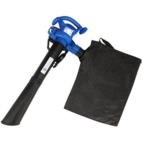 Homegear 12AMP 2 Speed 3in1 Electric Garden Leaf Blower / Vacuum / Shredder (Vacuum Shredder)