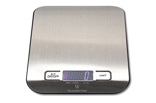 Classic Digital Multifunction Stainless Wasserstein