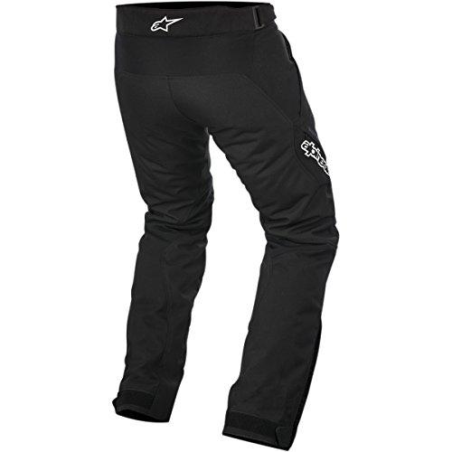 Alpinestars Raider Drystar Men's Sports Bike Motorcycle Pants - Black / X-Large by Alpinestars (Image #1)