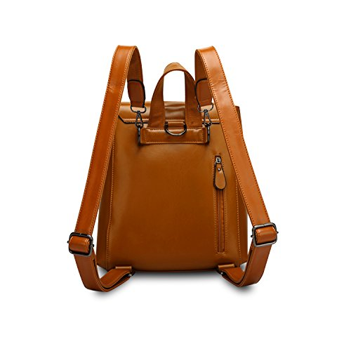 Zzsy Brown Woman Bag Backpack Zzsy Woman Bag Zzsy Brown Brown Bag Backpack Backpack Woman wnxBqRAYZX