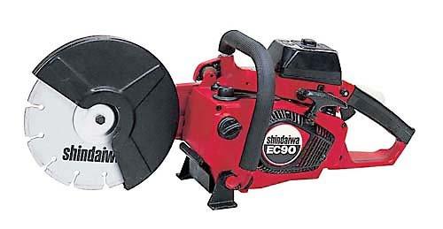 新ダイワ 新品 エンジンカッター EC90  建設機械