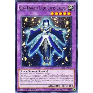 yugioh gem knight lady lapis - 2