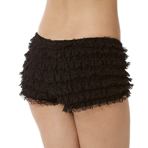 ca45a83fe1 BellaSous Womens Sexy Ruffle Panties Tanga Dance Bloomers Sissy Booty Shorts  50%OFF