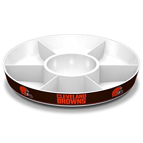Fremont Die NFL Cleveland Browns Party Platter