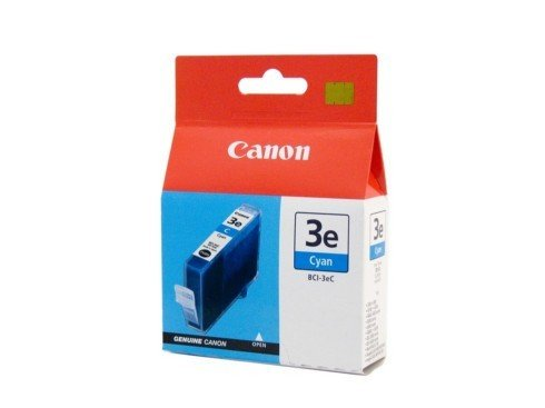 Cyan 3e Bci Ink Tank (Canon INK TANK CYAN FOR BJC6000 SERIES)