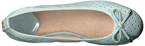 Women's Ballet Green Grace Twists Flat Butterfly UPxRHqp