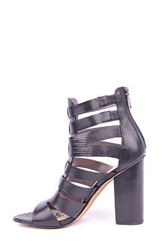 Tacón De Negro Mujer Zapatos Cuero Sam Edelman Mcbi266019o pwqgUxcRv