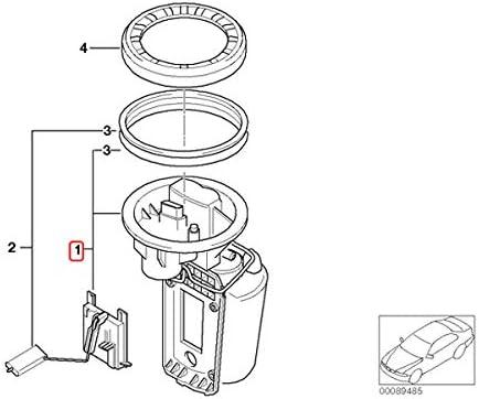 Pumps VDO A2C53378276Z Fuel Pump Module Assembly Left Replacement ...
