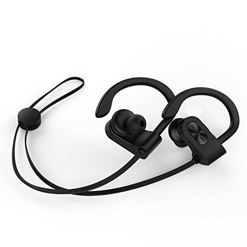 Large Product Image of Mpow Flame Bluetooth Headphones Waterproof IPX7, Wireless Earbuds Sport, Richer Bass HiFi Stereo In-Ear Earphones w/Mic, Case, 7-9 Hrs Playback Noise Cancelling Headsets (Comfy & Fast Pairing)