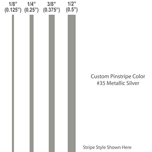 Pinstripes Car Graphics - 1060 Graphics 1/8