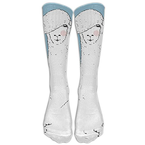 Bearded Dragon Costumes For Sale (MingDe YY Women & Men Stockings Bearded Dragon Alpaca Blue Calf High Socks Athletic Long Socks Classics Crew Socks)