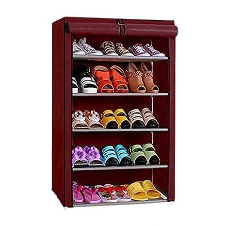 Ebee Store Shoe Rack with 5 Shelves
