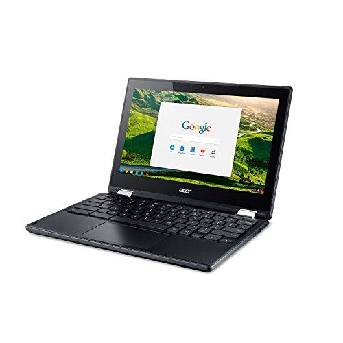 Acer Chromebook 11 C771 Celeron 11.6 inch IPS eMMC Black