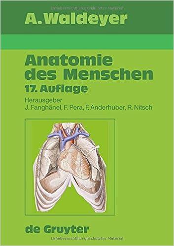 Anatomie des Menschen: Amazon.de: Anton Waldeyer: Bücher