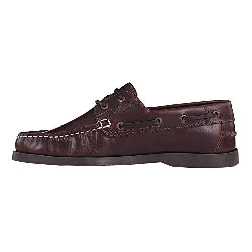 SEAMARINE Cuir Marron Chaussure Marron ORANGEMARINE Bateau Homme gAFdyfq