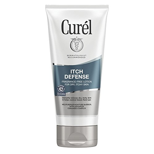 (Curél Itch Defense Calming Body Lotion for Dry, Itchy Skin, 6 Ounces)