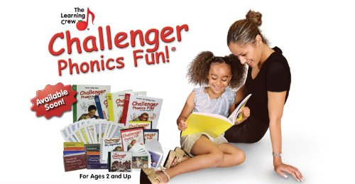 Challenger Phonics Fun (Challenger Phonics Fun, Series 2 -) (Fun Dvd Phonics)