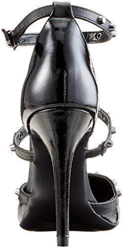 Patent Tamaris Noir Escarpins 24409 Femme 18 Bride Cheville black 21 11SHfwqa