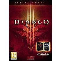 Solo 14.99 € : Diablo III: Battle Chest - codigo PC