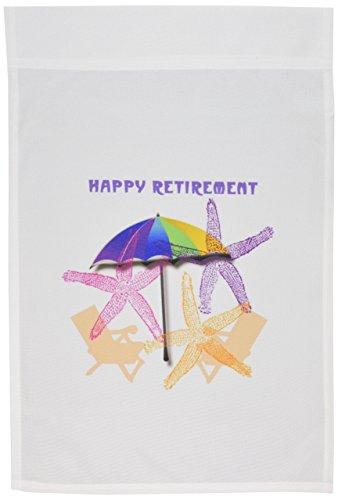 3dRose fl 109250 1 Retirement Umbrella Starfish