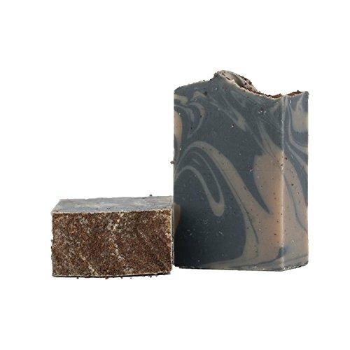 Pacha Soap Company Pipe Tobacco & Coffee 4 Oz. Natural Soap
