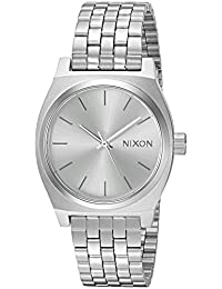 Nixon Women's The Medium Time Teller All Silver