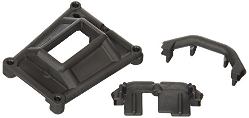 Traxxas 6921 Chassis Braces Front and Rear, Servo Mount, Funny Car