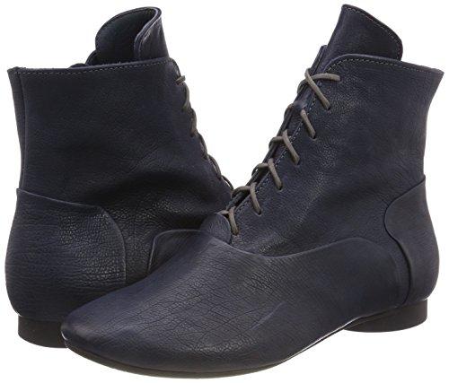 Bleu 383278 Think Desert Femme Navy 84 Guad Boots kombi 5Xwqw14